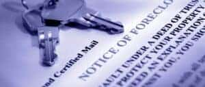 notice required to remove a buyer under a contract for deed